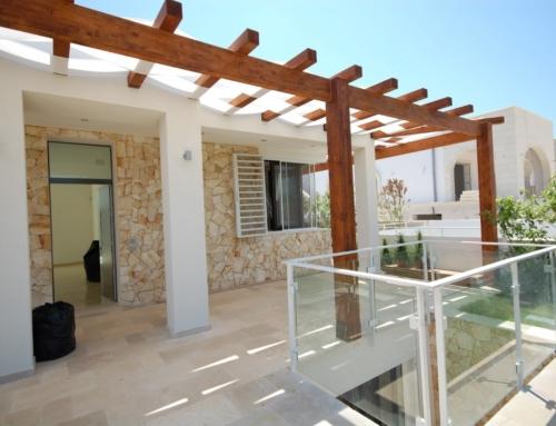 Progetto di una villa bifamiliare nel Comune di Otranto (LE)
